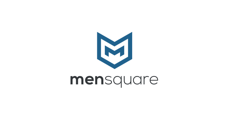 Mensquare Videos Hub Logo