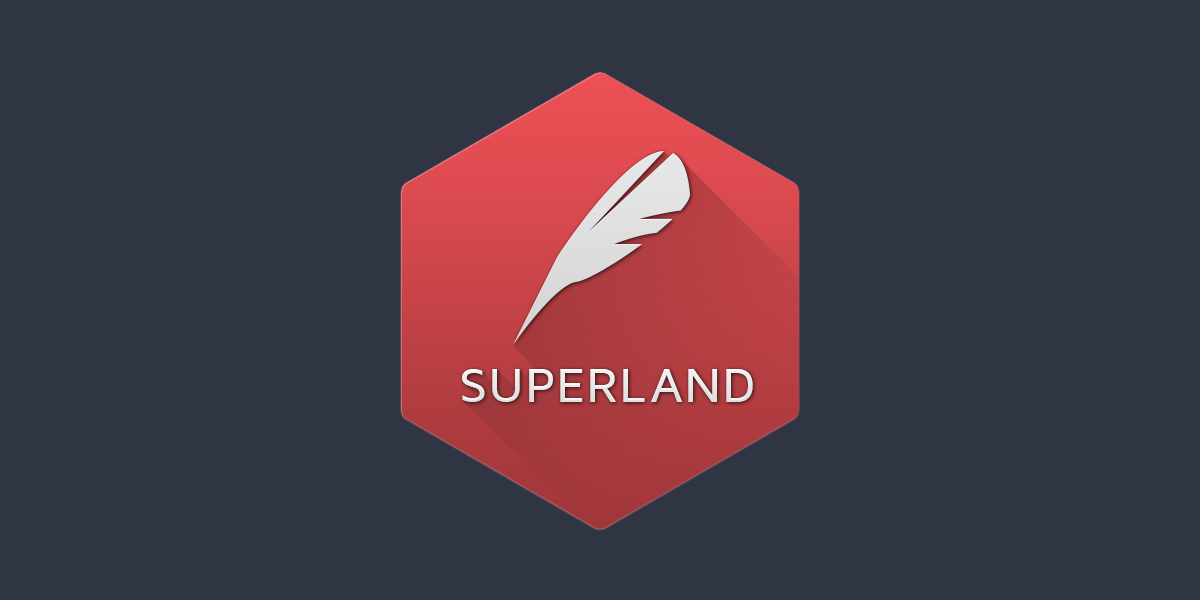 Superland Template Logo